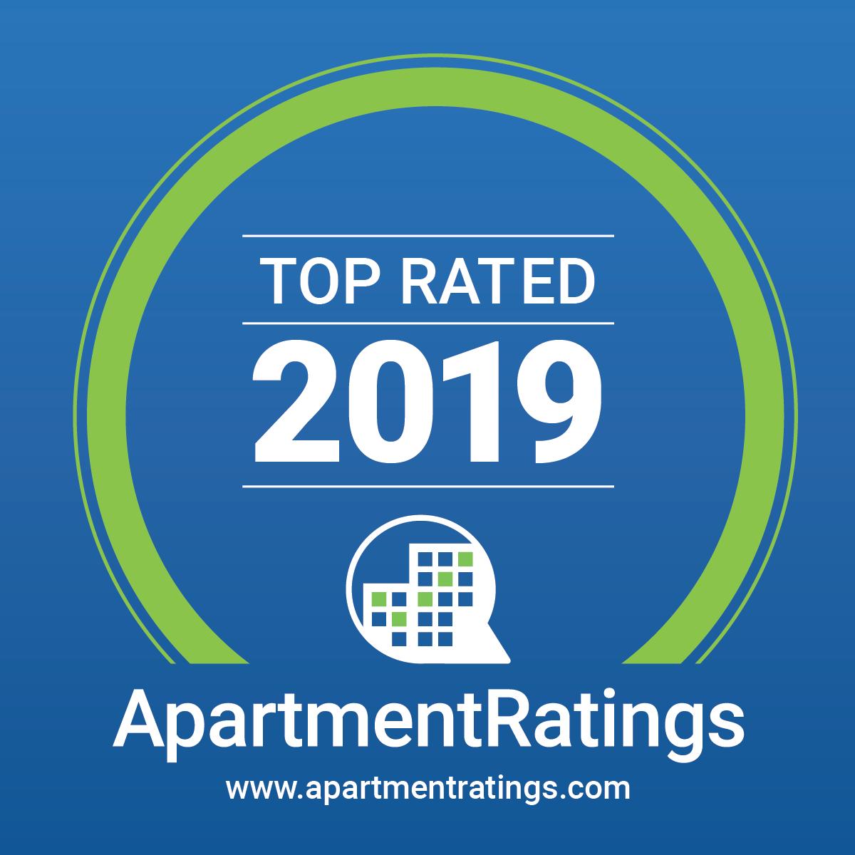 Apartment Rating award 2019